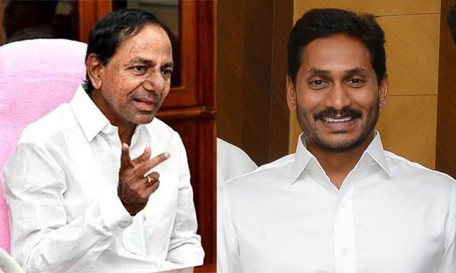 Where Is YS Jagan And KCR Meeting