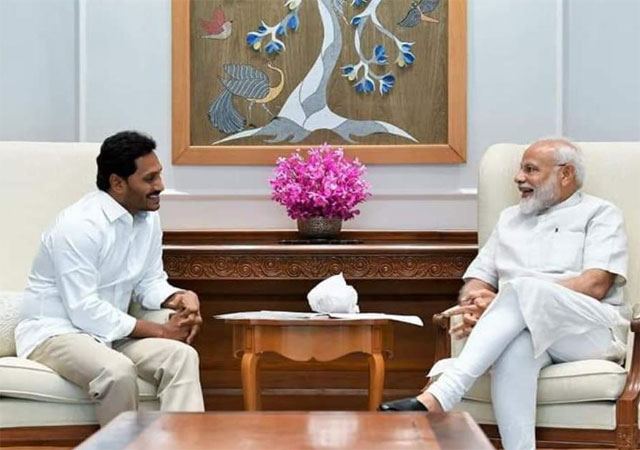 Ys Jagan Will Attends Narendra Modi Swearing