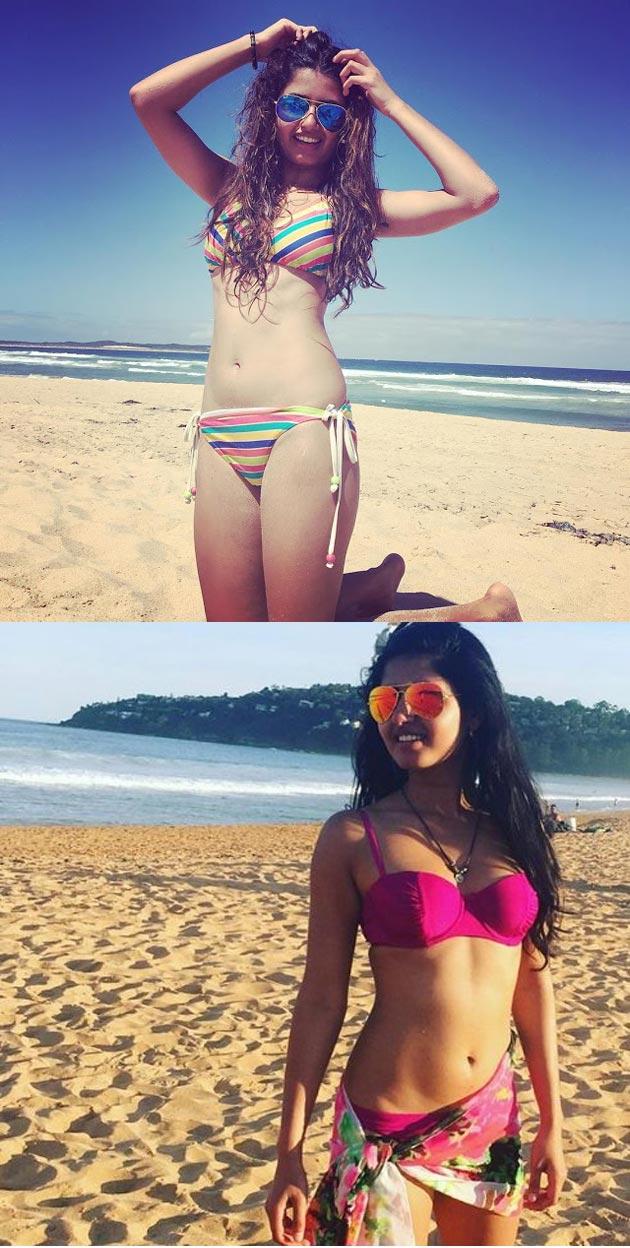 Ashima Narwal In Bikini