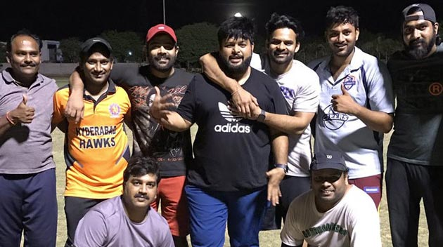 Thaman Crazy About Cricket