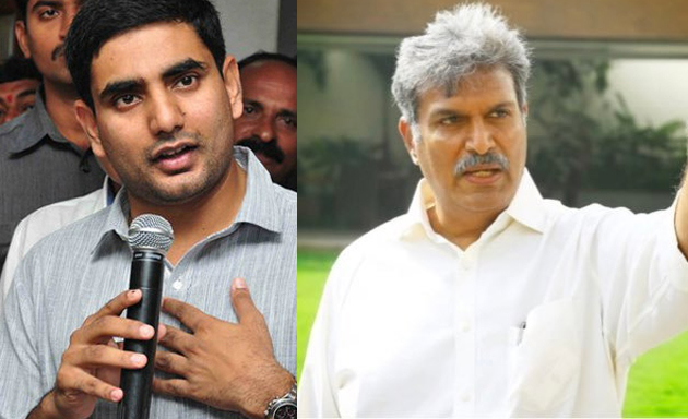 Kesineni Nani Tweets on Buddha Venkanna and Nara Lokesh