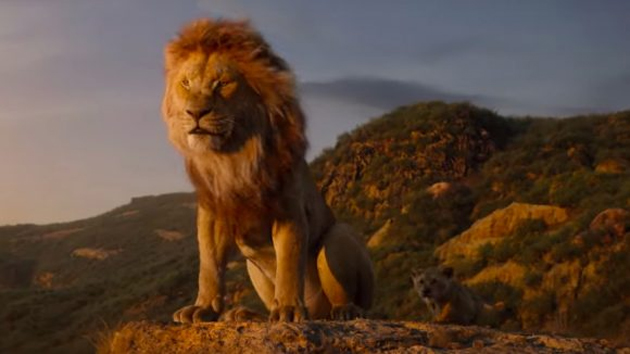 The lion King Creates Records In China