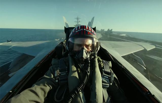 Tom Cruise Top Gun: Maverick Trailer