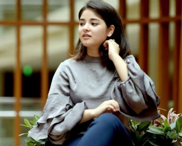 Zaira Wasim again shares emotional post after leaving Bollywood