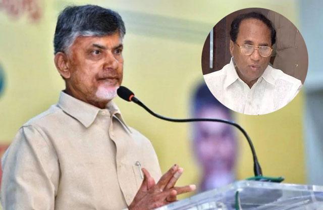 Chandrababu Statement Over Kodela Sivaprasad Issue