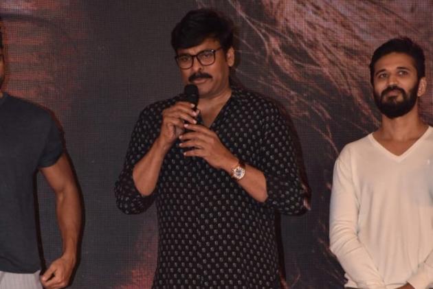 Chiranjeevi Speech at Sye Raa Movie Teaser Launch