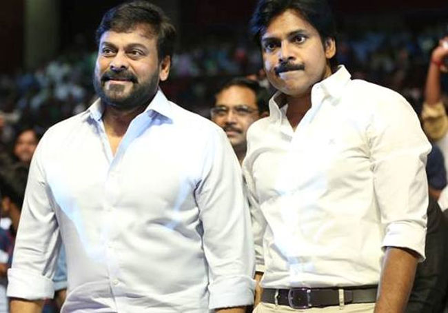 Chiranjeevi says A Party Asking me to join
