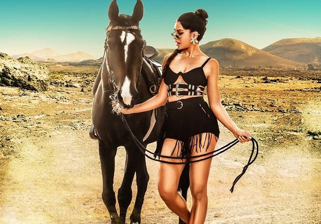 Jacqueline Fernandez In Saaho Movie