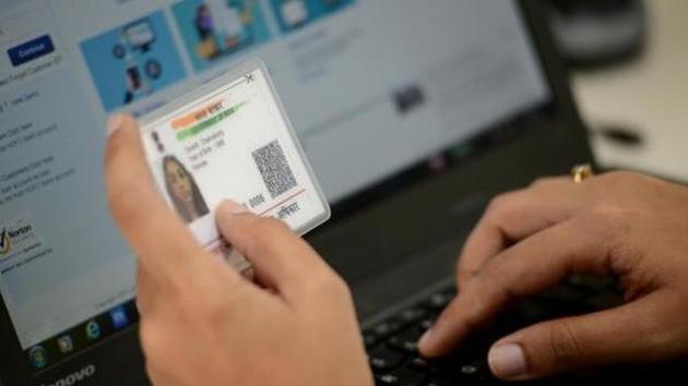 Linking of Social Media Accounts With Aadhaar