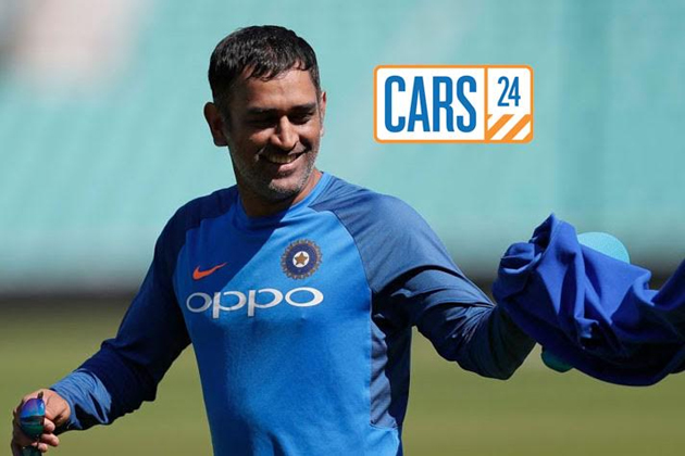 MS Dhoni invests in used-car company Cars24
