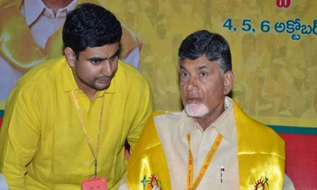 Nara Lokesh Report on TDP Defeat in Andhra Elections To Chandrababu Naidu