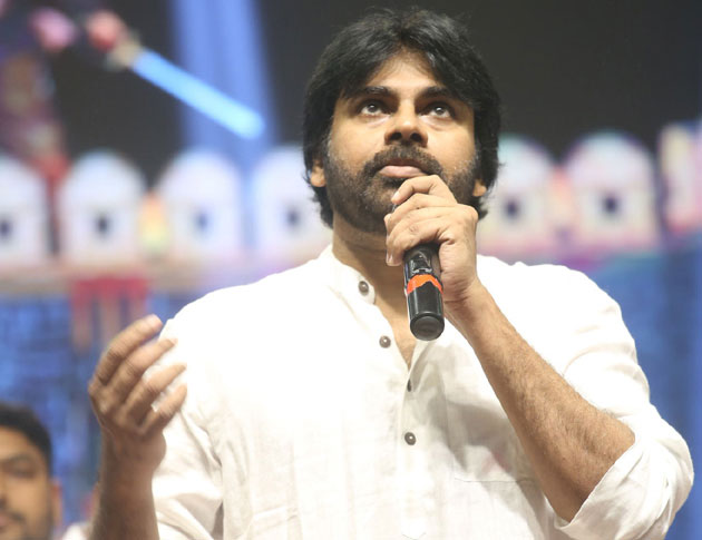 Pawan Kalyan about Inter Students Suicides at Chiru Birthday Event