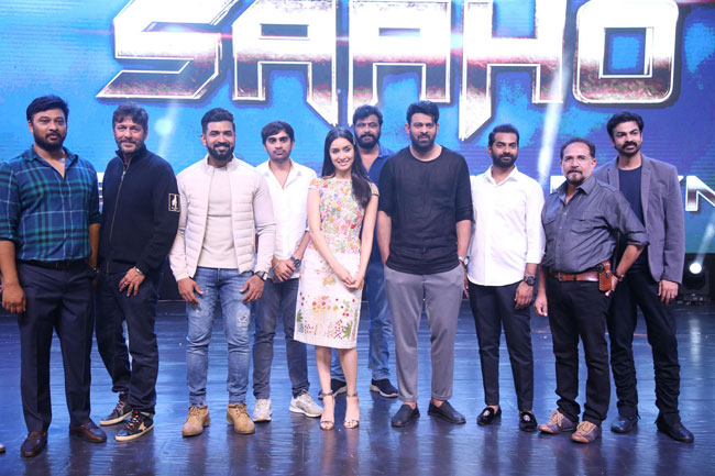 Prabhas About his Friends Vamsi and Promod Commitment towards Saaho
