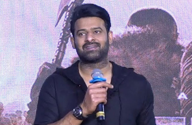 Prabhas Gets Shocking Question From Journalist In Bangalore Press Meet