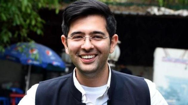 Raghav Chadha witty reply to marry me wins Twitter