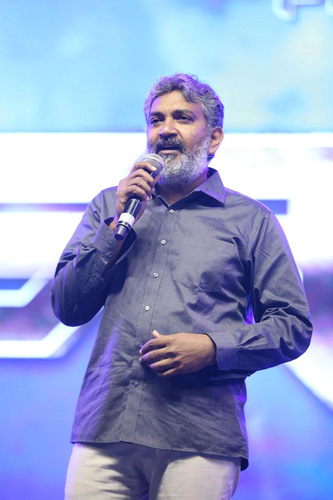 Rajamouli Speech at Saaho Movie PRe Release Function