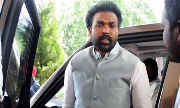 Sree Ramulu Gets Ministry in Yeddyurappa Cabinet