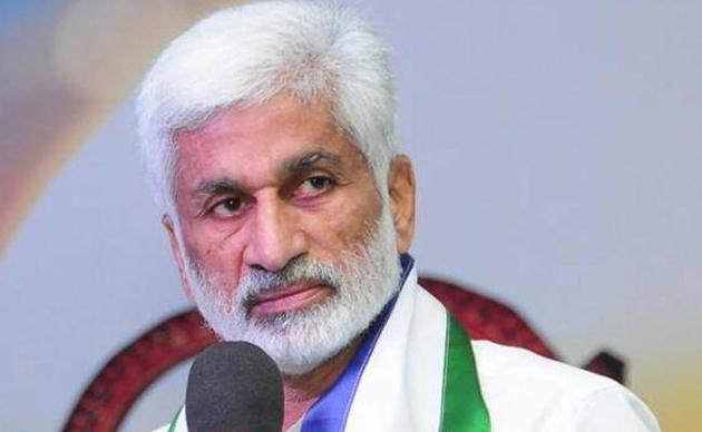 Vijay Sai Reddy Sensational Comments on Chandrababu Naidu