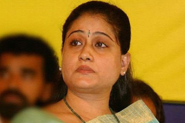 VijayaShanthi Sensational Comments