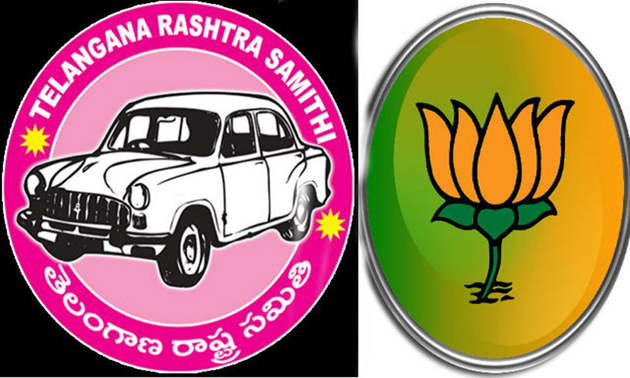 12 TRS Party Leaders Touch with BJP in Telangana State