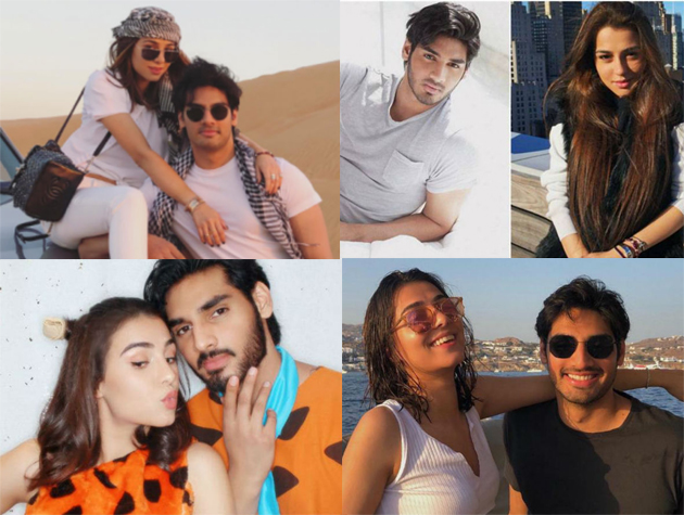 Ahan Shetty Confirm Dating With Tania Shroff