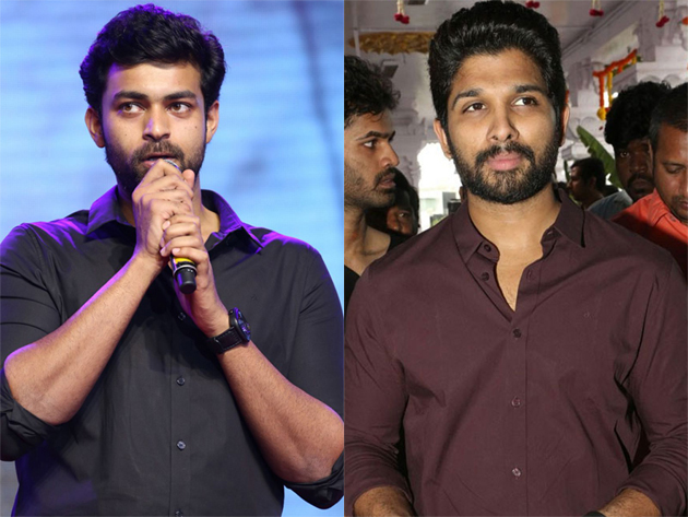 Allu Arjun Fans Not Attend for Varun Tej Valmiki Movie Pre Release Event