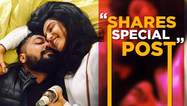 Anurag Kashyap gets special shoutout from gf Shubhra Shetty