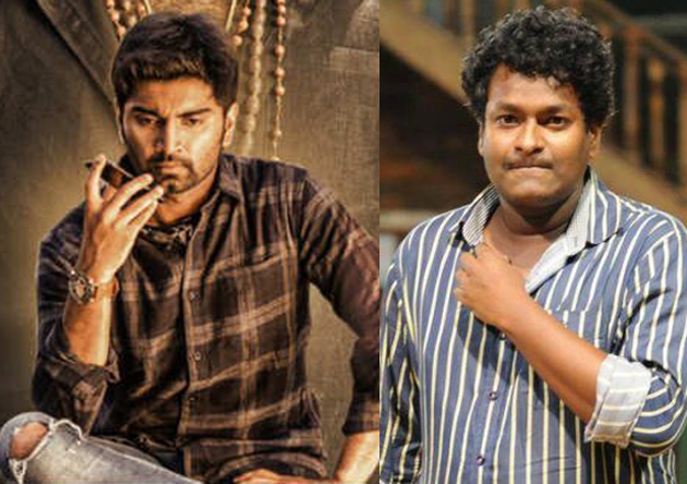 Atharva Request to Comedian Satya During Valmiki Shooting