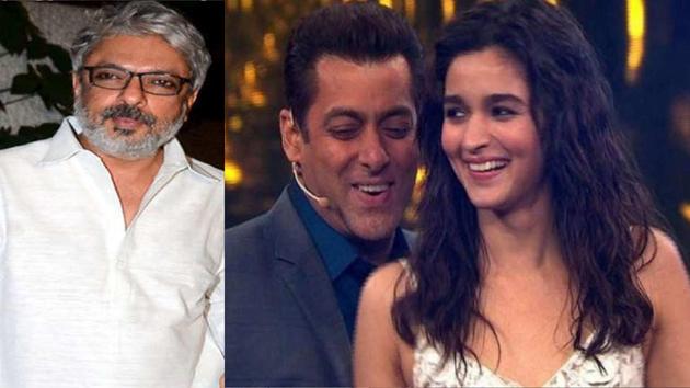 Did Salman Khan walk out of Sanjay Leela Bhansali Inshallah to avoid kissing Alia Bhatt? Here the tr