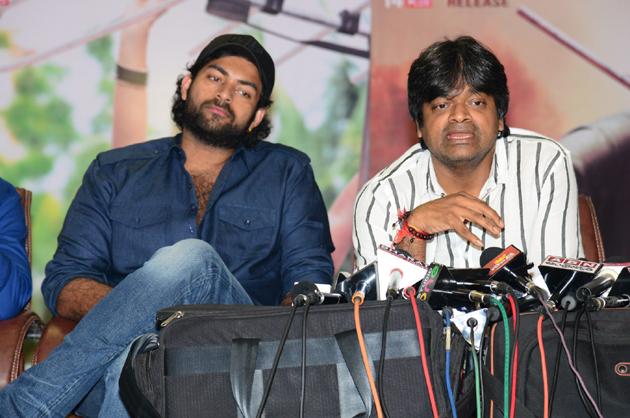 Harish Shankar Speech at Valmiki Movie Success Meet
