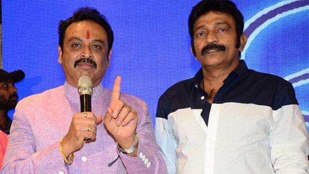 Hero rajasekhar to give shokaz notice to MAA president Naresh