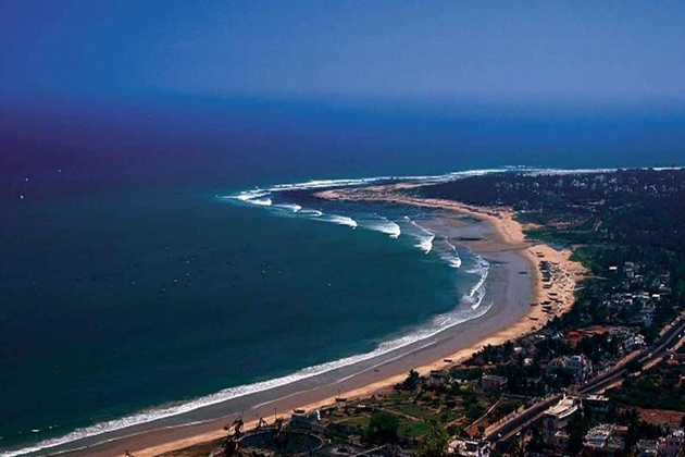 Illegal Activities in IAS Official Beach Guest House in Visakhapatnam