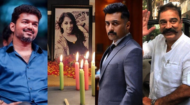 Kamal Haasan, Vijay and Suriya advise fans against erecting cut-outs