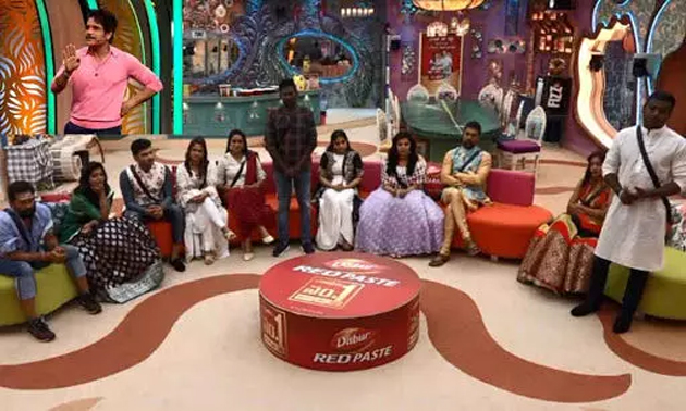 Mahanati and mahanatudu Game in Bigg Boss 3