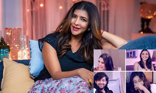 Manchu Lakshmi New Talk Show with Telugu Celebs