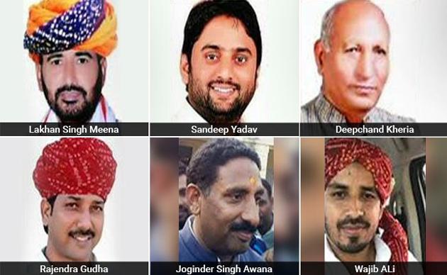 Mayawati Fumes At Congress As All 6 Rajasthan MLAs Switch Sides