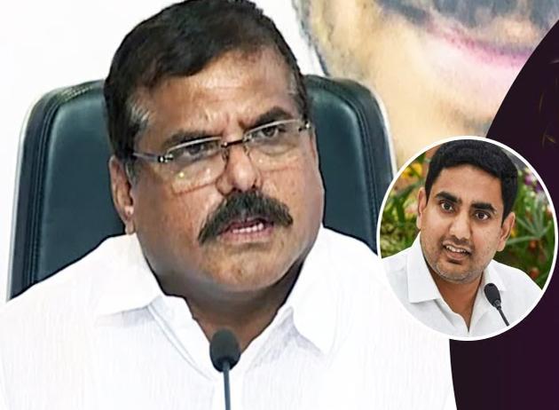 Nara Lokesh Vs Botsa Satyanarayana in Andhra Politics