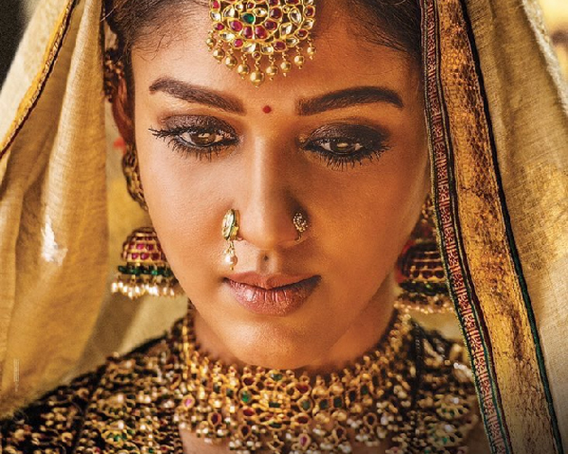 Nayanthara on about Sye Raa Movie Promotions