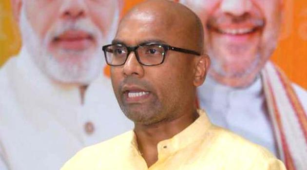 Nizamabad MP Dharmapuri Arvind made sensational comments oon KCR