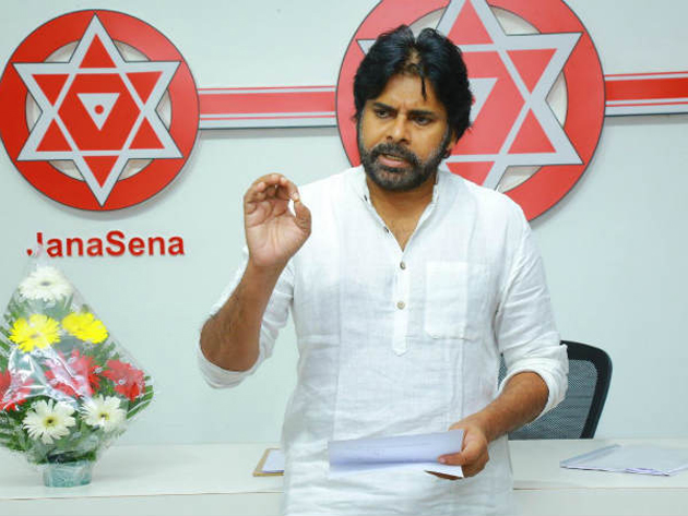 Pawan kalyan To Request KCR for Chitra Puri Colony