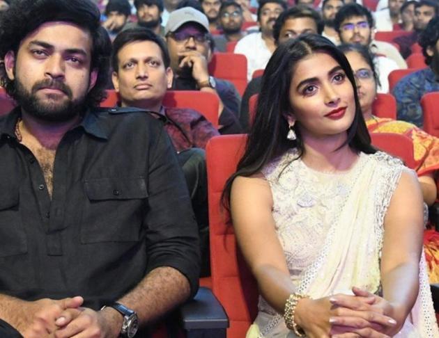 Pooja Hegde Guest Role in Varun Tej Valmiki Movie