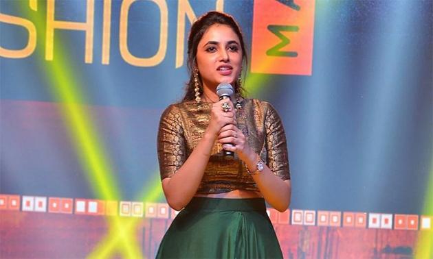 Priyanka Arul Mohan At Nani Gang Leader Pre Release Event