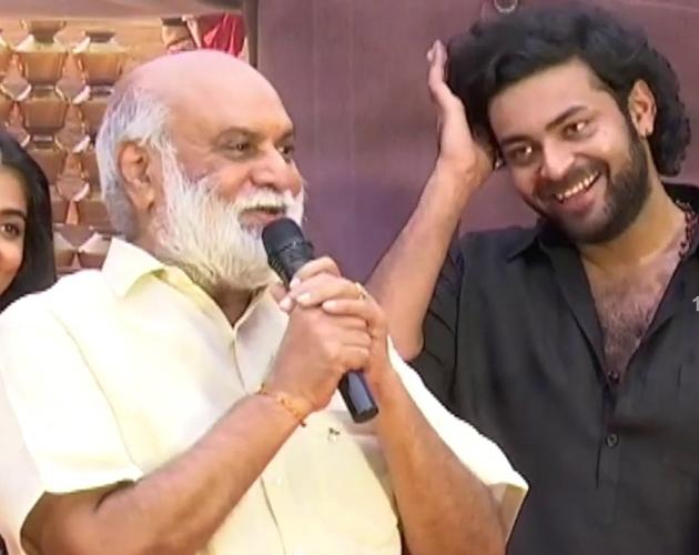 Raghavendra Rao On about Velluvachi Godaramma Song in  Varun Tej Valmiki Movie