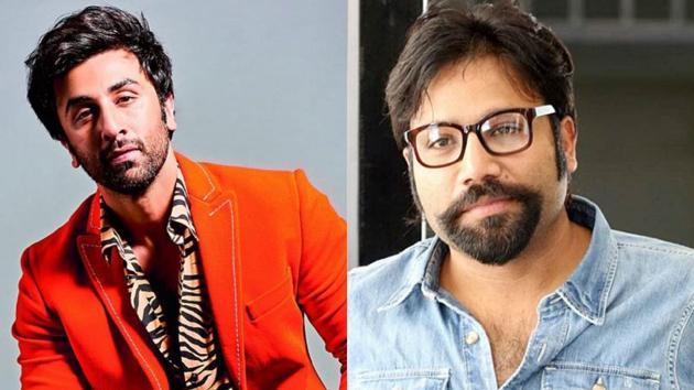 Sandeep Reddy Vanga Movie with Ranbir Kapoor
