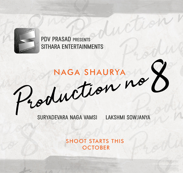 Sithara Entertainments Movie With Naga Shourya