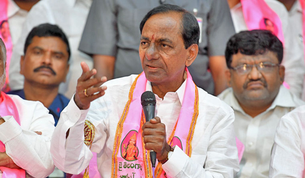 Solution For KCR Facing Problems with TRS party Leaders