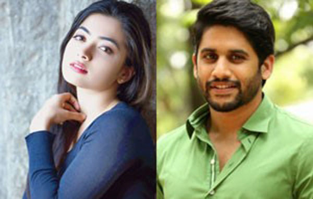 TV Channel Reveals Naga Chaitanya And Rashmika  movie