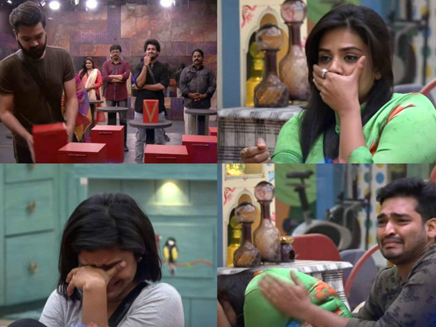 Two Housemates to Meet Their Families; Sreemukhi, Siva Jyothi and Ravikrishna get trolled for gettin