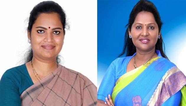 Undavalli Sridevi Vs Vidadala Rajini In YSRCP