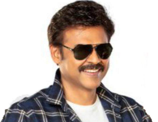 Venkatesh on about his Role in Venky Mama Movie